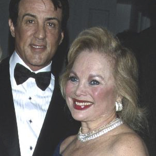 Sylvester Stallone & Carol Connors