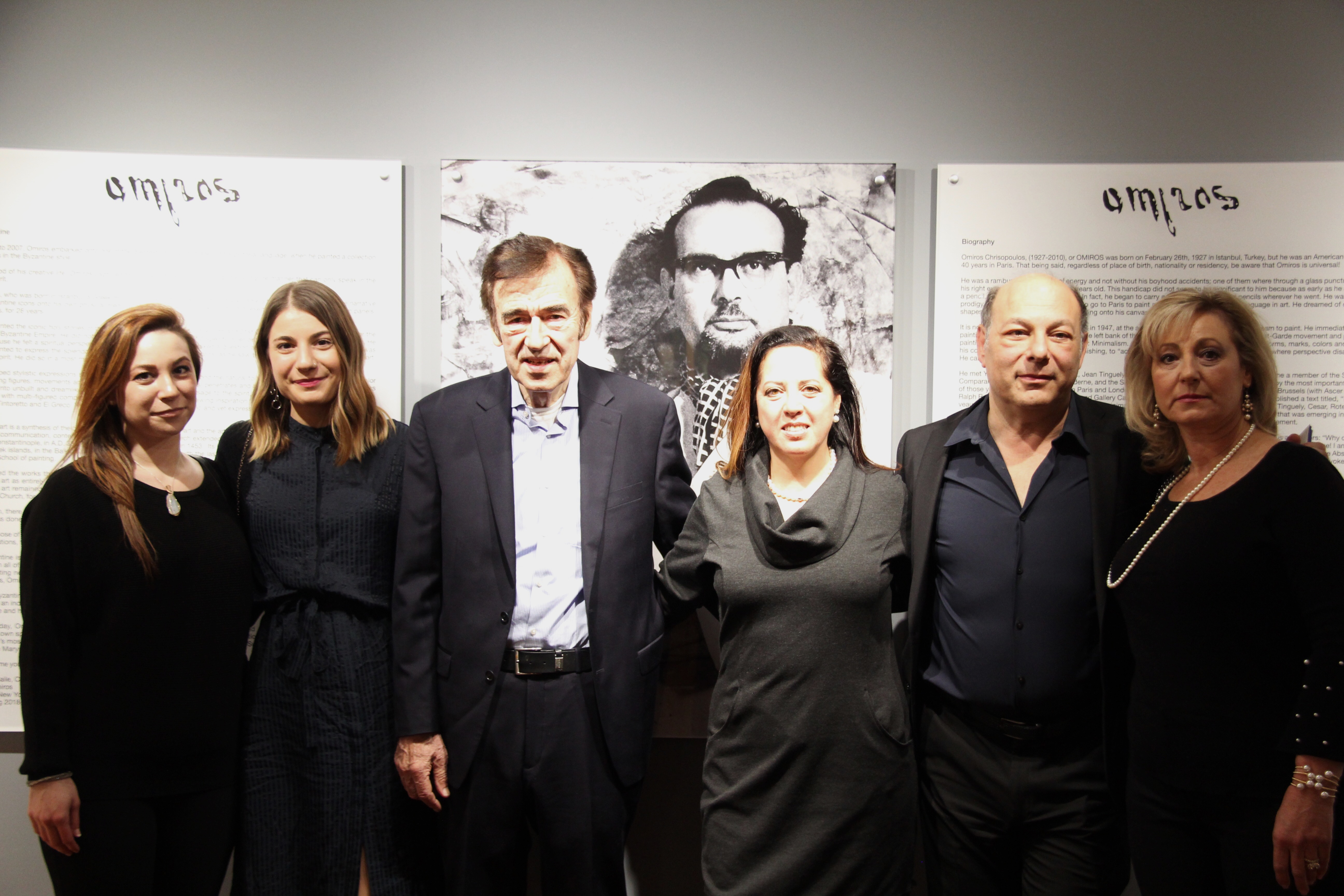 Saile Family. Atelier Omiros Inaugural Opening
