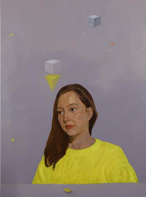 Qiheng Liu, White Cube