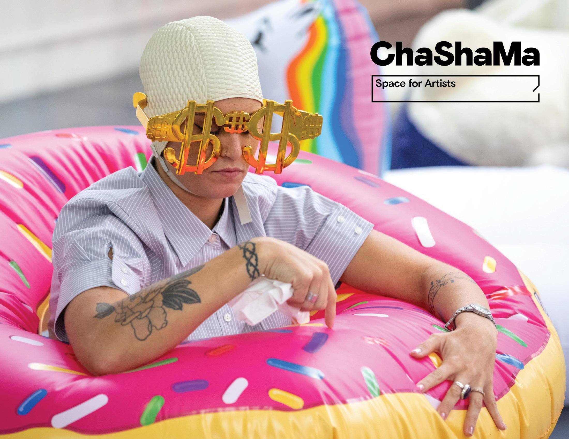 Chashama In One