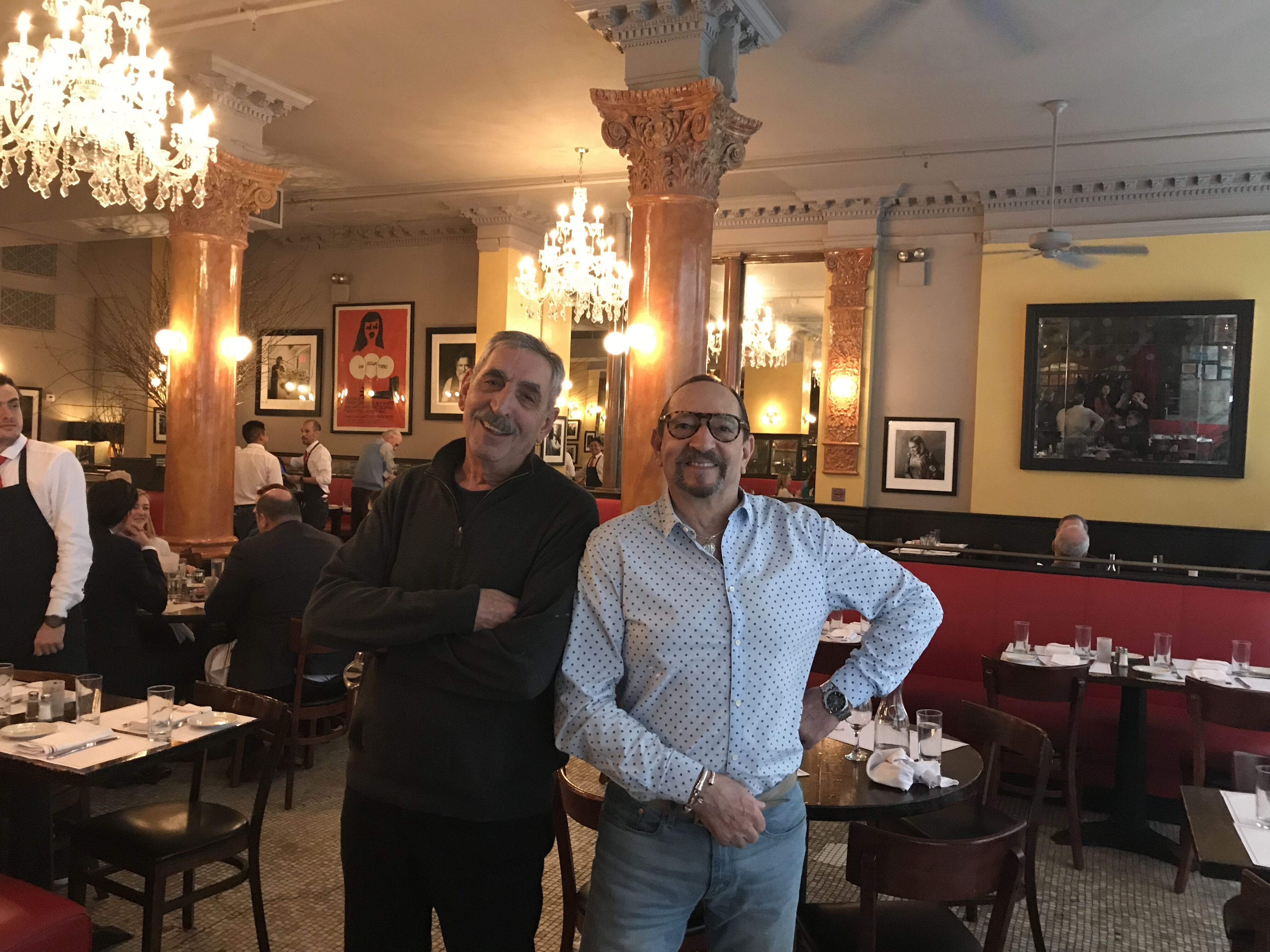 Georges Guenancia & Blanes, Cafe Un Deux Trois