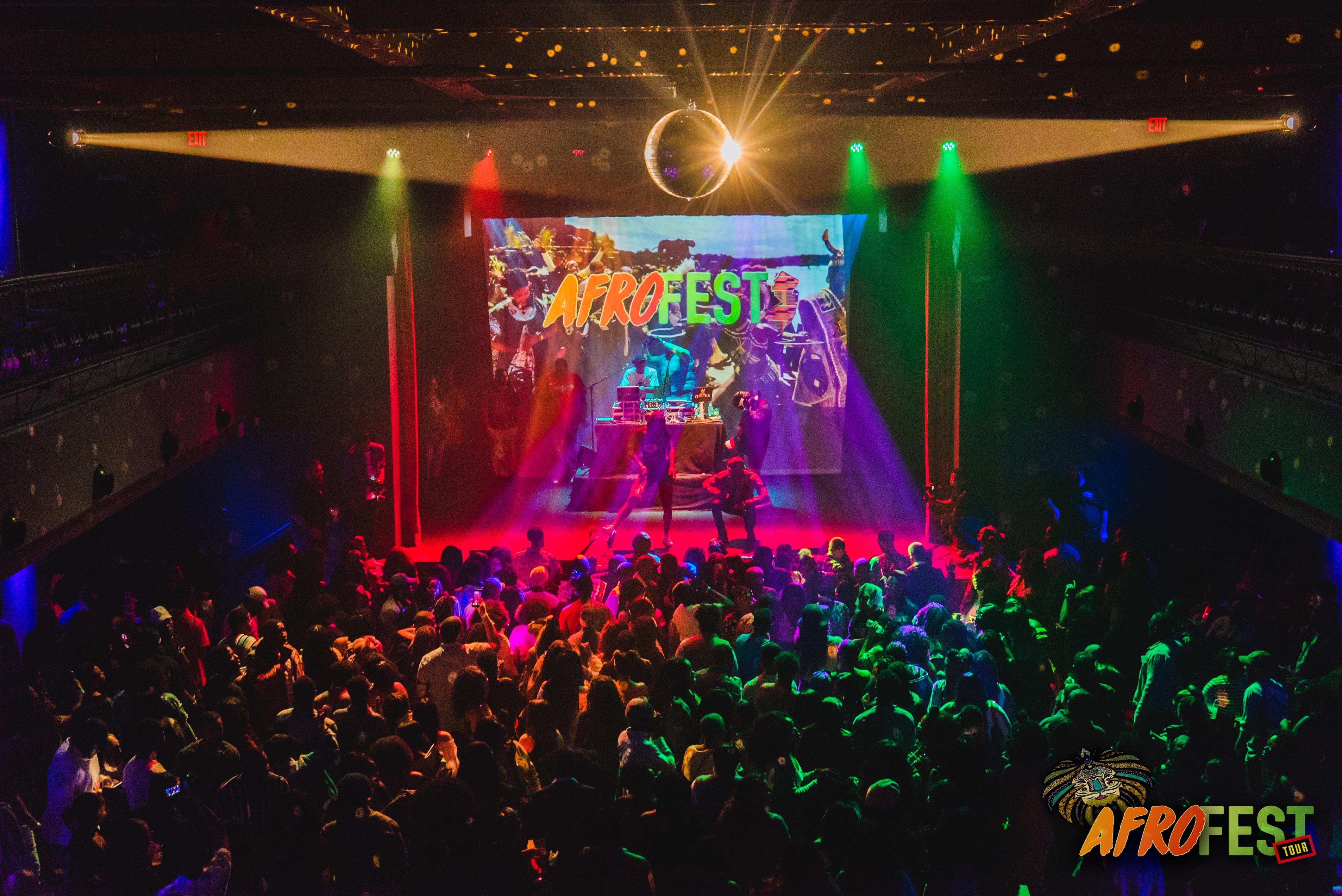 Afro Fest Tour