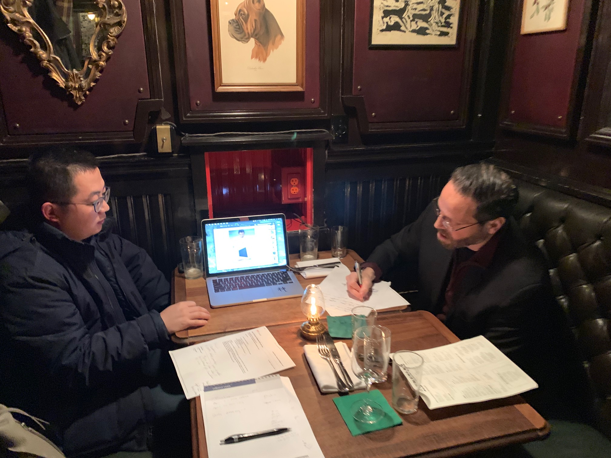 Reiss & Qiheng Liu