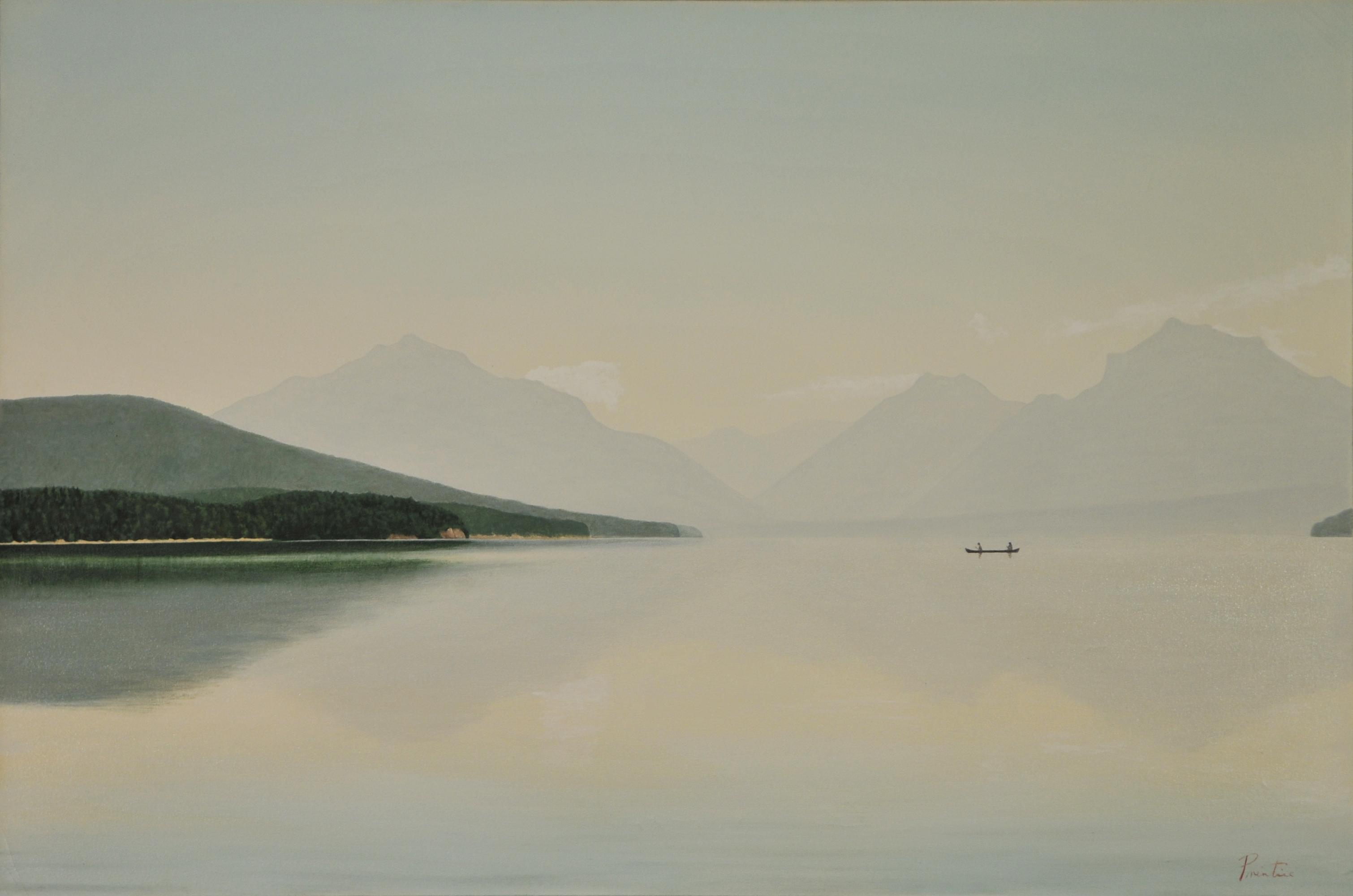 David Prentice, Ancient Silence