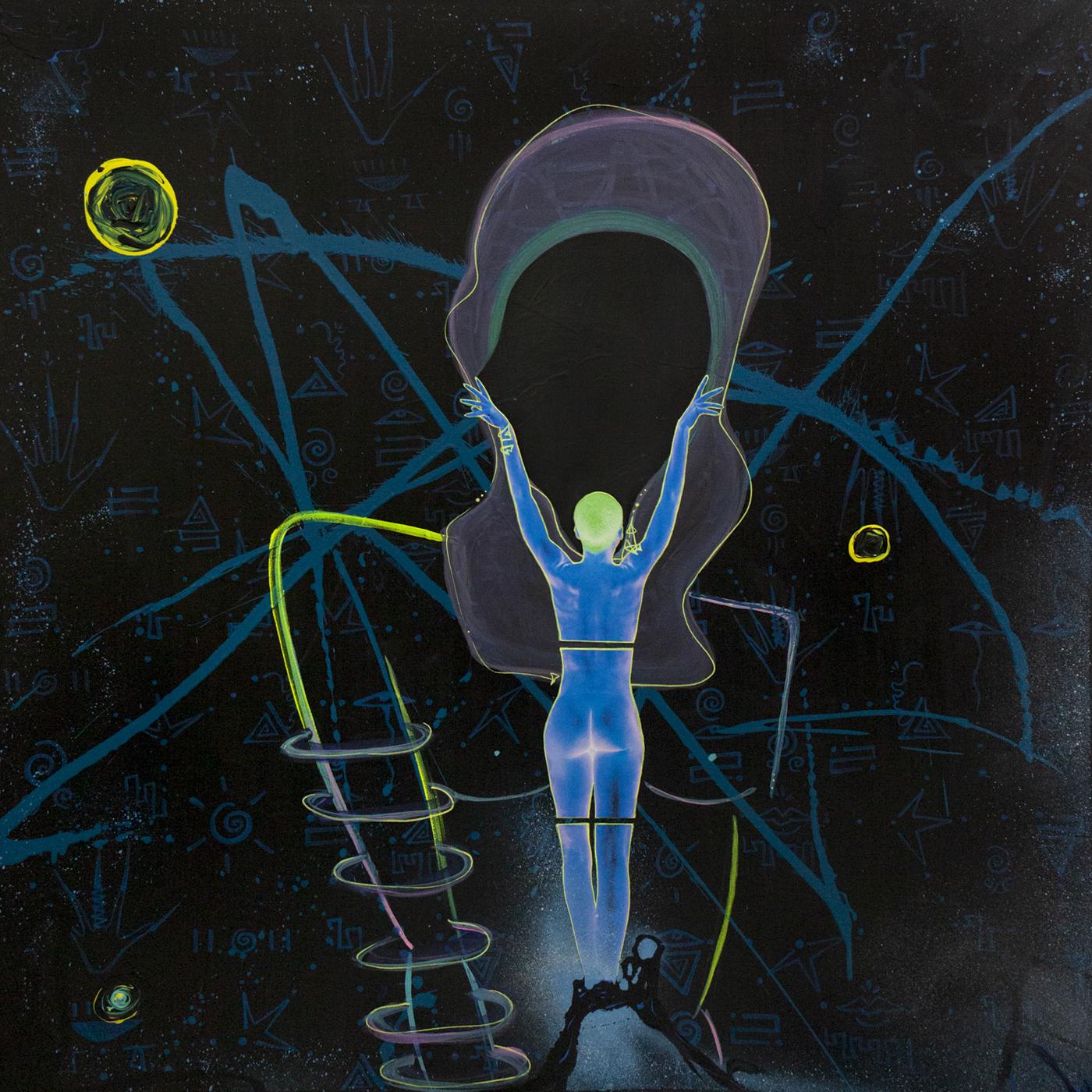 Nichole Washington - Rebellious Black Girl - The Untitled Space, February 2020