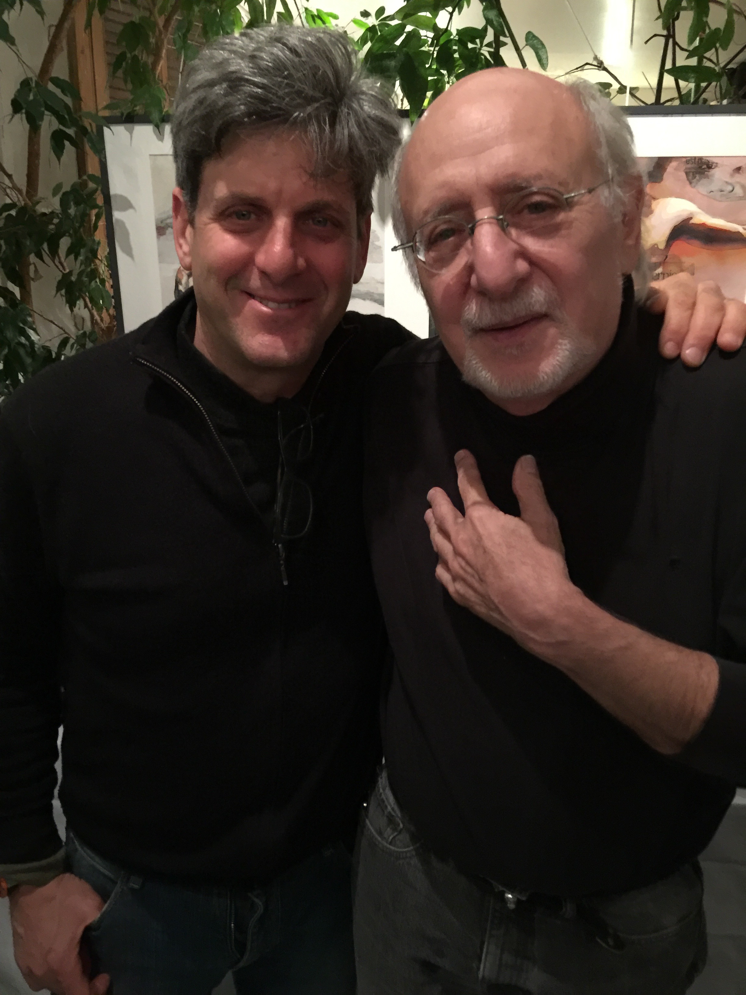 Scott Kling and Peter Yarrow