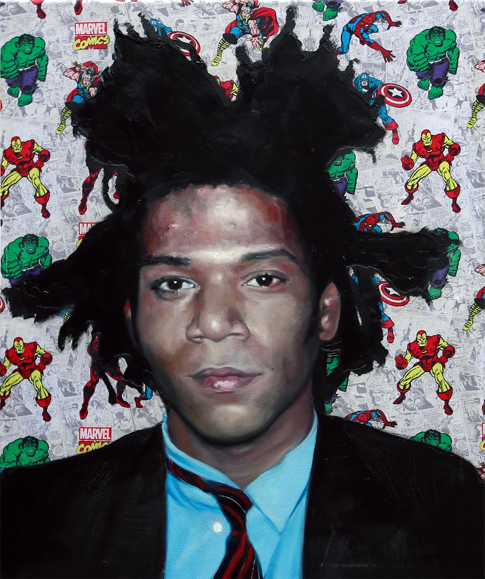 """""""Basquiat"""" 2020"""