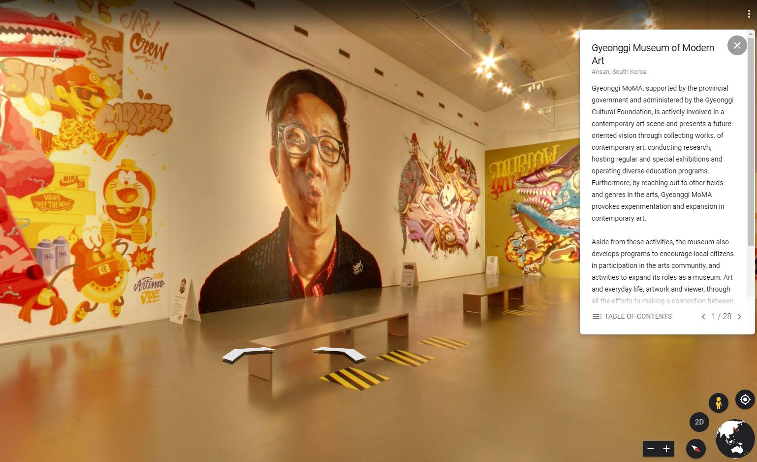Gyeonggi Museum of Modern Art, Ansan, South Korea